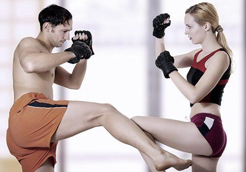 Kick Boxing/Difesa Personale