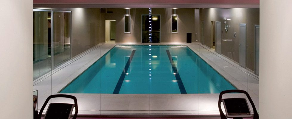 Piscina san marco wellness iclub - Palestra con piscina ...