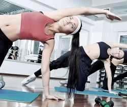 San Marco Wellness Club Icona Corso Yoga fit