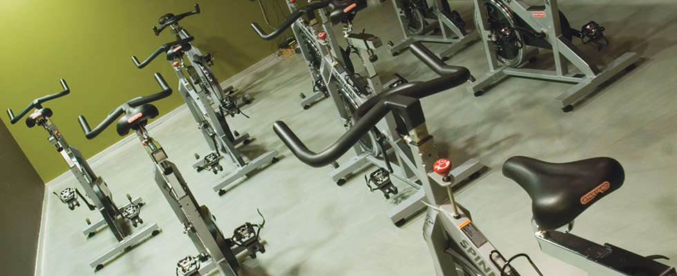San Marco Wellness IClub Area Spinning