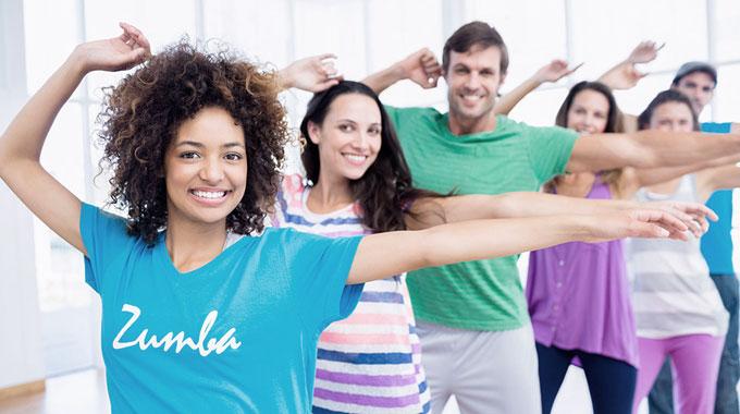 Unisciti alla festa e prova la Zumba Dance
