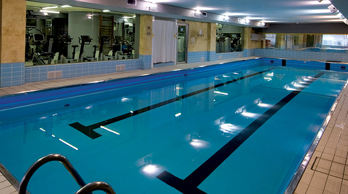 Area Piscina - San Marco Wellness ICLUB