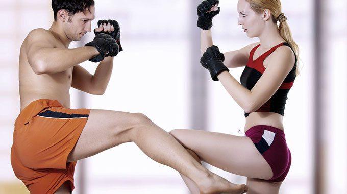 Corso Di Kickboxing Per Essere Più Agili E Meno Aggressivi