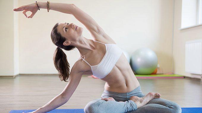 Pratica Lo Yoga E Resta In Forma
