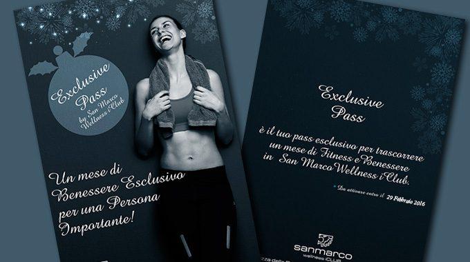 Questo Natale Regala L'Exclusive Pass Di San Marco Wellness ICLUB