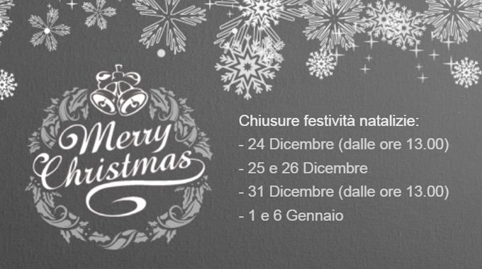 San Marco Wellness ICLUB – Orari Di Natale – News