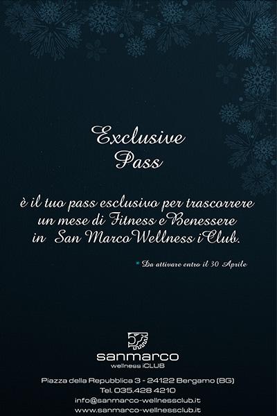 San Marco Wellness Club Exclusive Pass