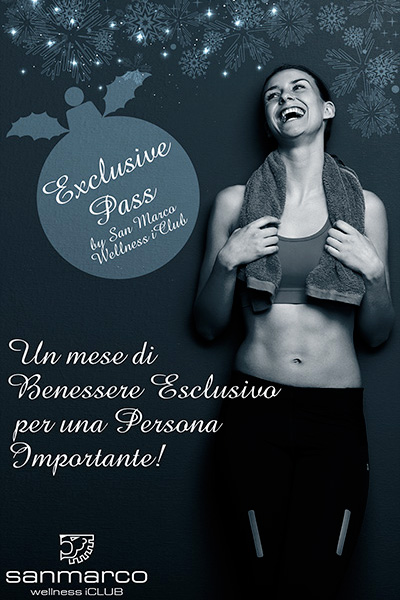 San Marco Wellness Club Exclusive PassSan Marco Wellness Club Exclusive Pass