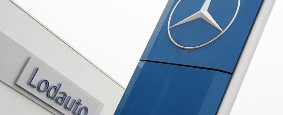 Lodauto Concessionaria Mercedes-Benz