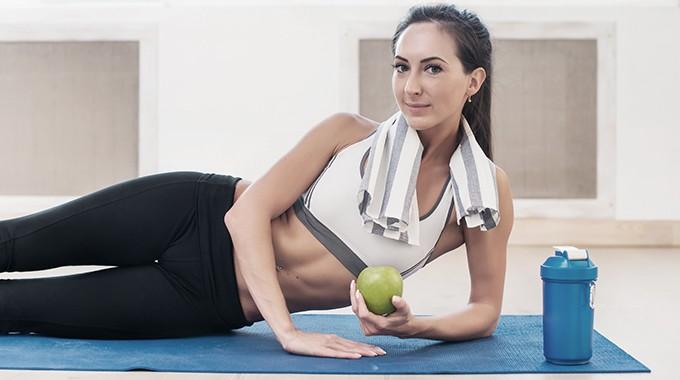 Alimentazione Prima, Dopo E Durante L'allenamento