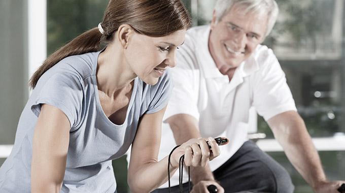La palestra aiuta a prevenire e combattere l'ipertensione