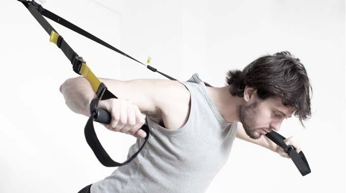 Prova L'allenamento TRX In San Marco Wellness ICLUB: Uno Tra I Più Efficaci Del Mondo