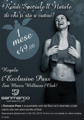 FLYER GiftCard San Marco wellness iClub