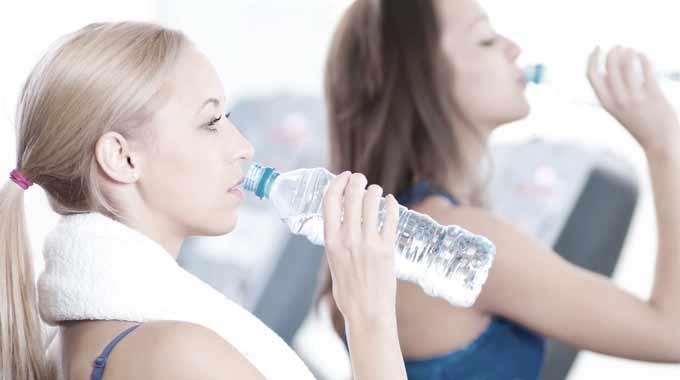 News San Marco Wellness iCLUB ricordati che per allenarti al meglio devi sempre idratarti