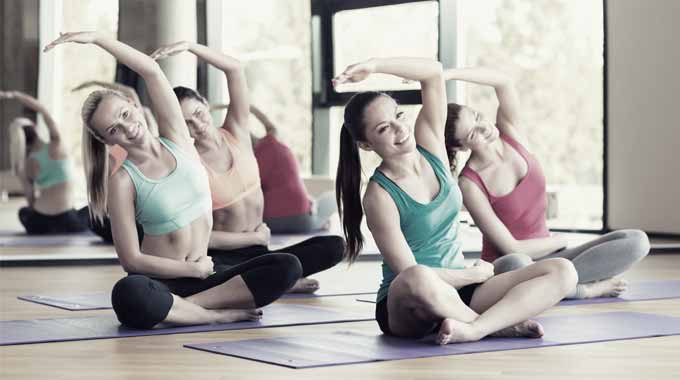 News San Marco Wellness iCLUB ginnastica dolce con il corso di Stretching posturale