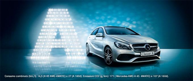 LODAUTO concessionaria Mercedes Benz Provincia di Bergamo Classe A