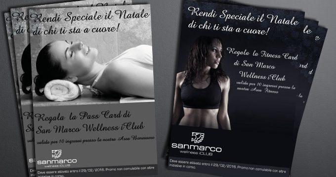 A Natale Regala E Regalati Fitness E Benessere Con Le Card Di San Marco Wellness ICLUB
