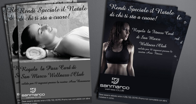News-San-Marco-Wellness-iClub Regala Le Card Benessere E Fitness