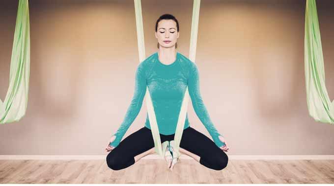 Libera La Mente Con Il Corso Aerial Yoga In San Marco Wellness ICLUB