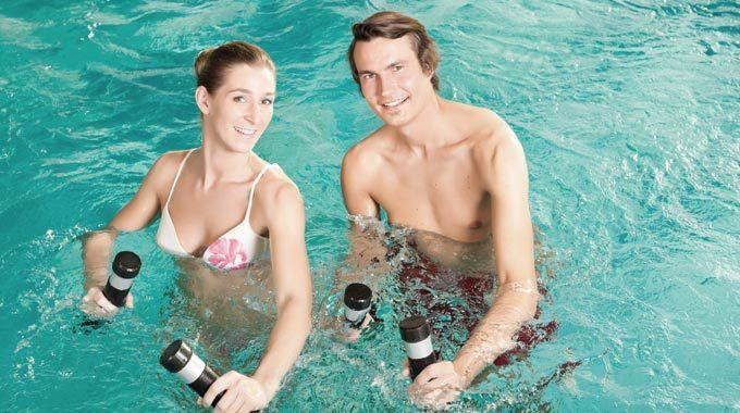 Acqua Circuit Per  Migliorare Resistenza E Tono Nella Piscina Di San Marco Wellness ICLUB