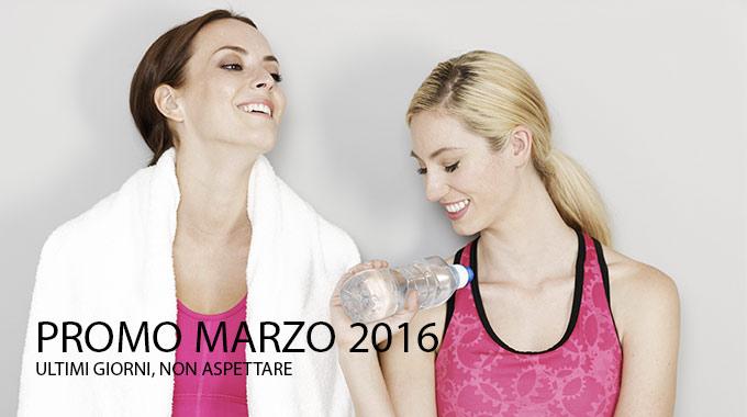 San Marco Wellness ICLUB Promozioni Marzo 2016