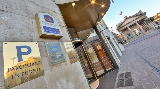 Hotel Cappello D'Oro Nuovo Partner San Marco Wellness ICLUB