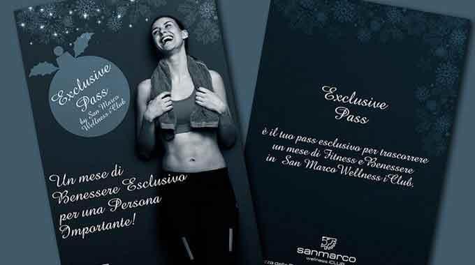 Exclusive Pass San Marco Wellness ICLUB Il Regalo Perfetto Per Questo Natale
