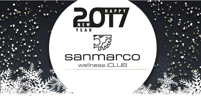 San Marco Wellness ICLUB Augura A Tutti I Suoi Soci Un Felice Anno Nuovo!