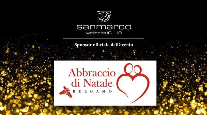 San Marco Wellness ICLUB Evento Abbraccio Di Natale A Bergamo
