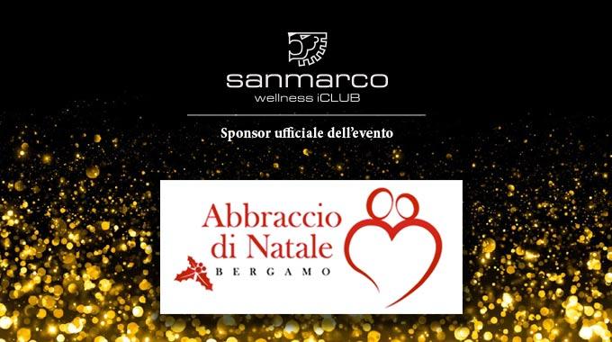 L'Abbraccio Di Natale Accende La Città Di Bergamo