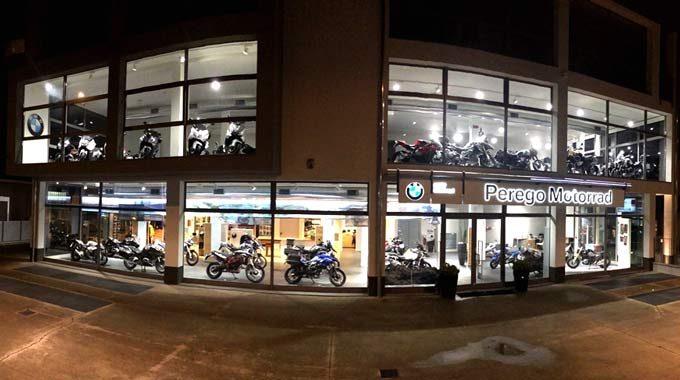 BMW Perego Motorrad Nuovo Partner San Marco Wellness ICLUB