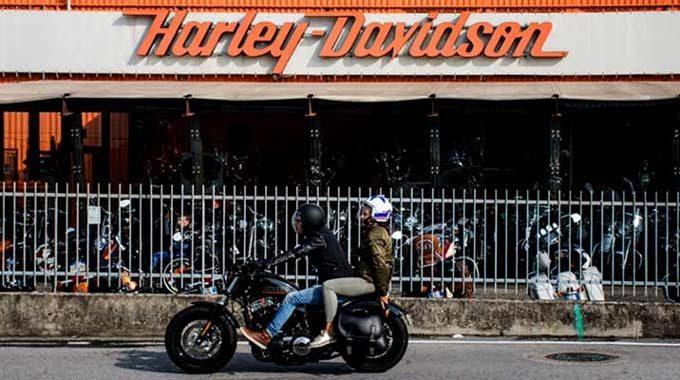 Harley Davidson Bergamo Nuovo Partner San Marco Wellness ICLUB