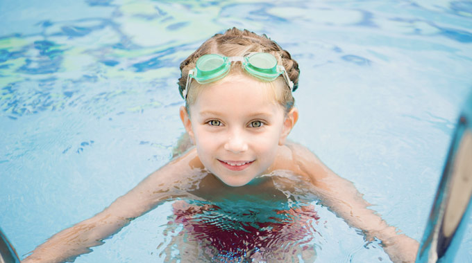Corso Di Nuoto Collettivo Per Bambini In San Marco Wellness ICLUB