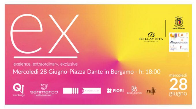 "San Marco Wellness ICLUB Invita Tutti I Soci A ""Ex Events"" Di Mercoledì 28 Giugno"