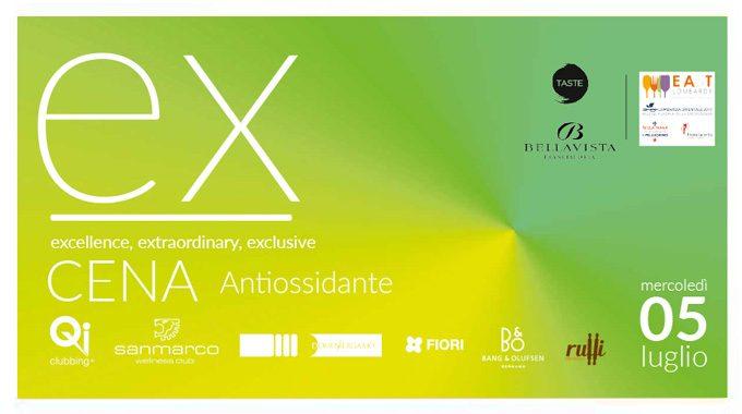 San Marco Wellness ICLUB Invita Tutti I Soci Alla Cena Antiossidante In Domus Bergamo