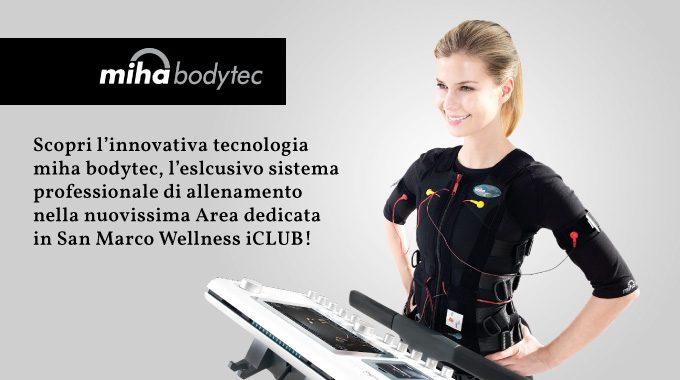 Scopri Miha Bodytec L'allenamento Perfetto In Soli 20 Minuti Di San Marco Wellness ICLUB