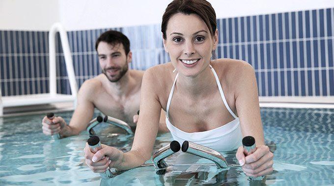 Ami Gli Sport In Acqua? Scopri Il Corso Hydrobike Di San Marco Wellness ICLUB