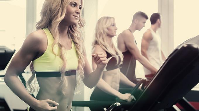 San Marco Wellness ICLUB -allenamento-corsa