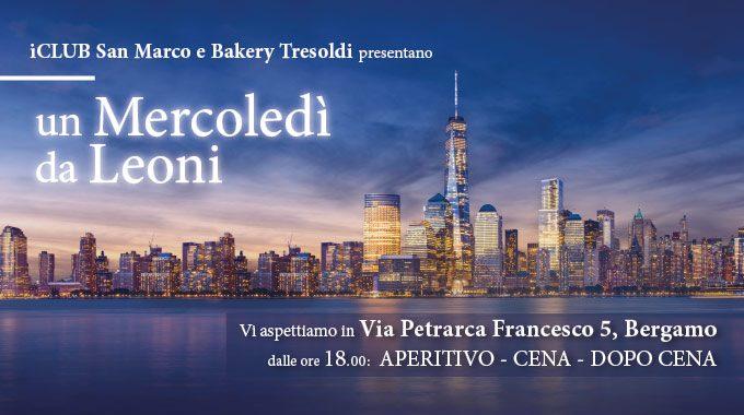 ICLUB San Marco E Bakery Tresoldi Presentano Un Mercoledì Da Leoni