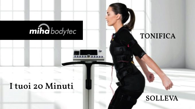 San Marco Wellness ICLUB -allenamento Con Miha Bodytec