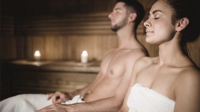Concediti Momenti Unici Di Benessere E Relax Nell'esclusiva Area Wellness Di San Marco Wellness ICLUB