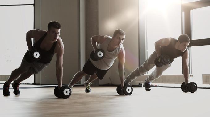 Attività Fitness In San Marco Wellness ICLUB
