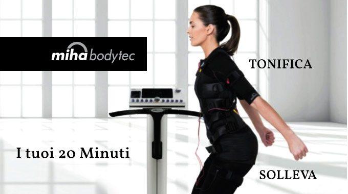 San Marco Wellness ICLUB Allenamento Con Miha Bodytec