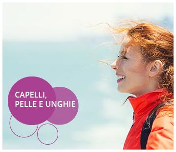 Benessere_Collagene Unghie, Pelle E Capelli Cherasan