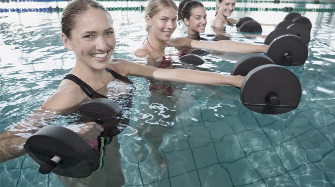 Step In Acqua! Rassoda E Tonifica Con L'Acquastep In San Marco Wellness ICLUB!