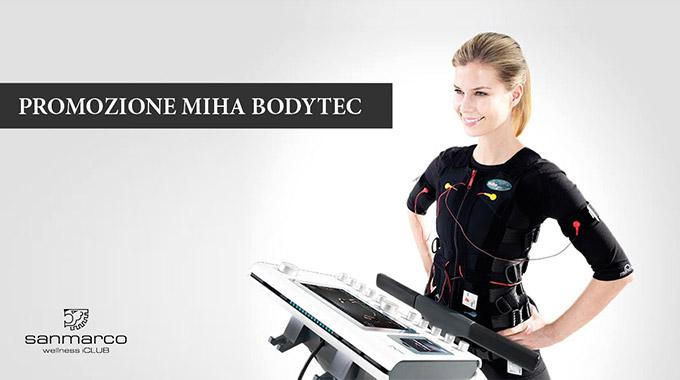 Vieni A Provare L'allenamento Miha Bodytec In San Marco Wellness ICLUB! Per Te Ad Un Prezzo Vantaggioso!