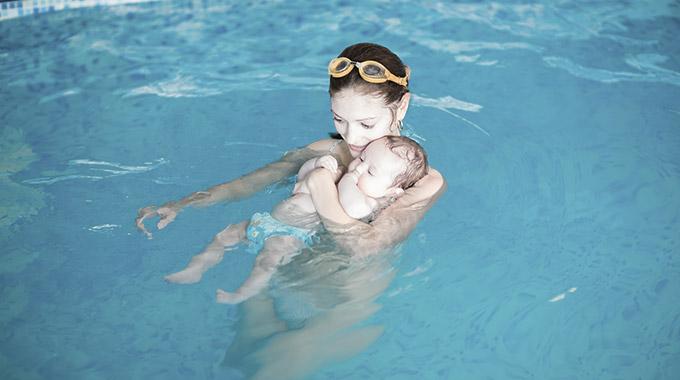 San Marco Wellness ICLUB Corsi Acquaticità Neonatale
