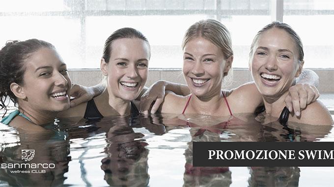 Ami Allenarti In Acqua? Scegli La Promozione Swim Di San Marco Wellness ICLUB!