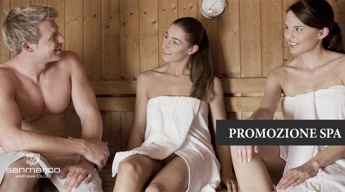 Approfitta dell'esclusiva Promo Spa di San Marco Wellness iCLUB