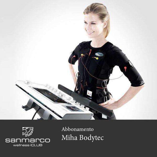 San Marco Wellness iCLUB Abbonamento miha bodytec